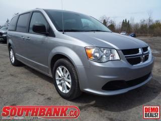 Used 2018 Dodge Grand Caravan SXT for sale in Ottawa, ON