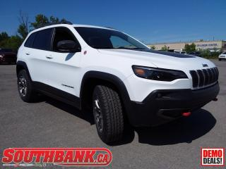 Used 2020 Jeep Cherokee Trailhawk Elite for sale in Ottawa, ON