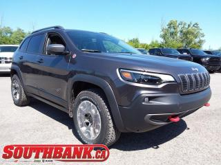 New 2020 Jeep Cherokee Trailhawk Elite for sale in Ottawa, ON