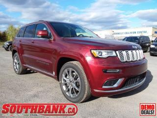 Used 2020 Jeep Grand Cherokee Summit for sale in Ottawa, ON