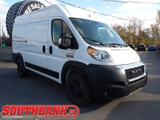 New 2019 RAM Cargo Van ProMaster for sale in Ottawa, ON