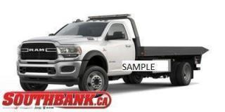 New 2019 RAM 5500 Chassis Tradesman for sale in Ottawa, ON
