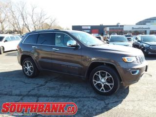 Used 2019 Jeep Grand Cherokee Overland for sale in Ottawa, ON