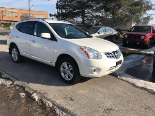 Used 2012 Nissan Rogue 137KM,SV,RIMS,B/U CAM,SAFETY+3YEARS WARRANTY  INCL for sale in Toronto, ON
