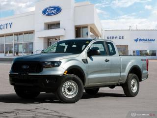 New 2020 Ford Ranger XL for sale in Winnipeg, MB
