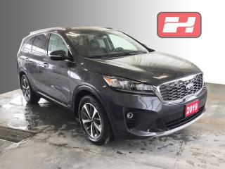 Used 2019 Kia Sorento 3.3L EX Leather | Rear Parking Sensors | UVO for sale in Stratford, ON