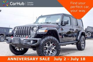 New 2020 Jeep Wrangler Unlimited New Car Rubicon 1941|4x4|Sky Pwr Soft Top|Navi|Backup Cam|Bluetooth|Blind Spot|Steel Bumper|17