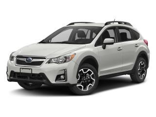 Used 2016 Subaru XV Crosstrek 5dr CVT 2.0i w-Touring  À PARTIR DE 1.99% |  FINAN for sale in Gatineau, QC