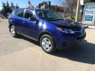 Used 2015 Toyota RAV4  AWD LE,AWD,SAFETY+3YEARS WARRANTY INCLUDED for sale in Toronto, ON