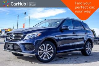 Used 2018 Mercedes-Benz GLE GLE 400 4Matic Navigation Panoramic Sunroof Backup Camera Bluetooth Leather 19