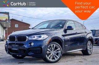 Used 2017 BMW X6 xDrive35i Navigation Sunroof Bluetooth Backup Camera Leather Heated Front Seats