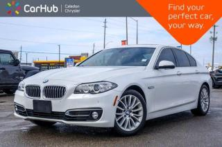 Used 2014 BMW 5 Series 528i xDrive Navigation Sunroof Bluetooth Leather Heated front Seats 18