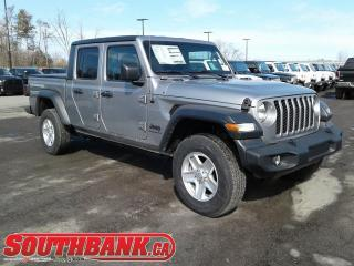 New 2020 Jeep Gladiator Sport S for sale in Ottawa, ON