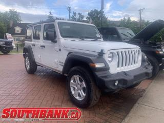 New 2020 Jeep Wrangler UNLIMITED SPORT for sale in Ottawa, ON