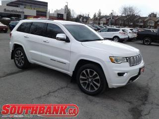 Used 2017 Jeep Grand Cherokee Overland for sale in Ottawa, ON