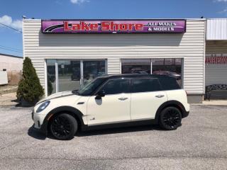 Used 2018 MINI Cooper Clubman Cooper ALL4 LEATHER for sale in Tilbury, ON