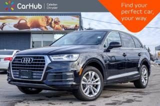 Used 2017 Audi Q7 3.0T Progressiv AWD Navigation Panoramic Sunroof Leather heated Front Seats Push Start Keyless Go for sale in Bolton, ON