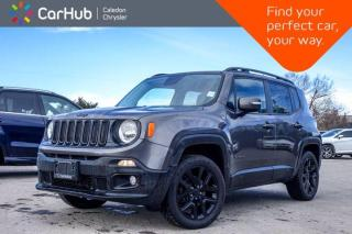 Used 2016 Jeep Renegade Latitude 4x4 Navigation Backup Camera Bluetooth Heated Front Seats R Start 18