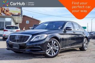 Used 2016 Mercedes-Benz S-Class S 400 4Matic Navigation Panoramic Sunroof 360 Backup Camera Bluetooth Leather 19