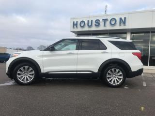 New 2020 Ford Explorer LIMITED for sale in Stouffville, ON