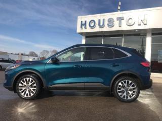 New 2020 Ford Escape Titanium for sale in Stouffville, ON