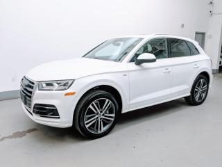 Used 2018 Audi Q5 Q5 TECHNIK S LINE//DRIVER ASSISTANCE PKG/VENTILATED SEAT! for sale in Toronto, ON
