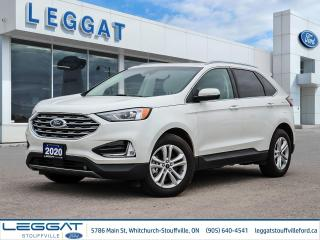 Used 2020 Ford Edge SEL for sale in Stouffville, ON