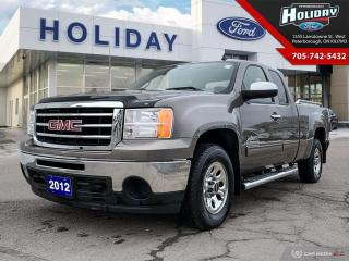Used 2012 GMC Sierra 1500 SL NEVADA EDITION for sale in Peterborough, ON