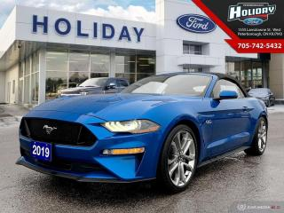 Used 2019 Ford Mustang GT Premium for sale in Peterborough, ON