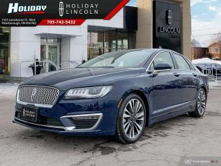 New 2019 Lincoln MKZ Reserve for sale in Peterborough, ON