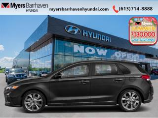 New 2020 Hyundai Elantra GT N-Line MT  - Sunroof - $146 B/W for sale in Nepean, ON