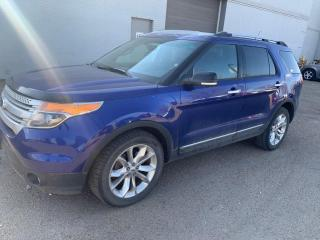Used 2013 Ford Explorer 3 MNTHS NO PYMNT AWD XLT 7PASS for sale in Edmonton, AB