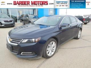 Used 2019 Chevrolet Impala LT for sale in Weyburn, SK