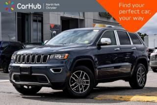 New 2020 Jeep Grand Cherokee Limited 4x4 LuxuryGrpII|Nav|PanoSunroof|BackupCam|BlindSpot for sale in Thornhill, ON