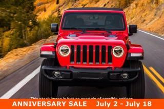 New 2020 Jeep Wrangler Unlimited Rubicon for sale in Thornhill, ON
