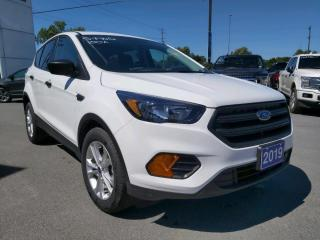New 2019 Ford Escape S for sale in Kingston, ON