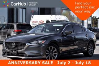 Used 2018 Mazda MAZDA6 GS L Sunroof Heatd Front Seats/Steering Navigation Bluetooth Backup Camera for sale in Thornhill, ON