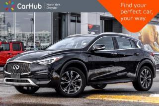 Used 2017 Infiniti QX30 Backup Camera Keyless Entry SiriusXM Heated Front Seats for sale in Thornhill, ON
