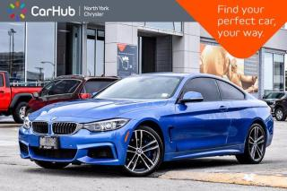 Used 2018 BMW 4 Series 440i xDrive Coupe M Sports Aero Packages Sunroof Harman/Kardon Sound Heads Up Display for sale in Thornhill, ON