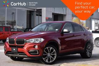 Used 2018 BMW X6 xDrive35i Harman/Kardon Sound Heads Up Display Sunroof Heated Seats Keyless Go for sale in Thornhill, ON
