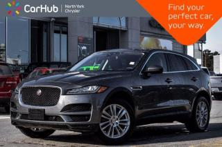 Used 2018 Jaguar F-PACE Prestige Meridian Sound Panoramic Sunroof Heat Seats Navigation Bluetooth Backup Camera for sale in Thornhill, ON