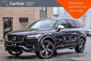 Used 2017 Volvo XC90 T6 R Design Panoramic Sunroof Premium Sound Rear Seat Monitors Heat/MemSeats for sale in Thornhill, ON