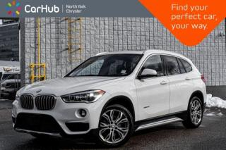 Used 2016 BMW X1 xDrive28i AWD.Pano Sunroof.MemSeat.Backup Cam.PushStart.Heat Seats.Bluetooth for sale in Thornhill, ON