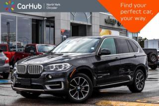 Used 2017 BMW X5 xDrive35i.HUD.Harman/Kardon Sound.Nav.Keyless Go.Heated Seats. for sale in Thornhill, ON