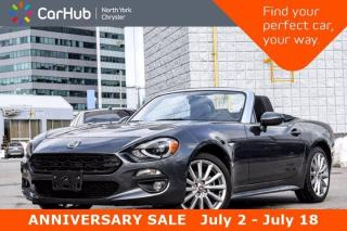 Used 2019 Fiat 124 Spider Lusso Bose Backup Camera Heat Seats Rag Top Bluetooth Push Start USB for sale in Thornhill, ON