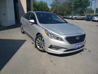 Used 2016 Hyundai Sonata 2.4L Limited for sale in Kingston, ON