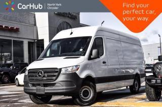 Used 2019 Mercedes-Benz Sprinter Cargo Van KeyLess Bluetooth Auto Headlights Power Windows for sale in Thornhill, ON