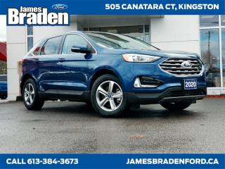 New 2020 Ford Edge SEL for sale in Kingston, ON