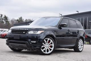 Used 2016 Land Rover Range Rover Sport V8 Supercharged for sale in Thornhill, ON