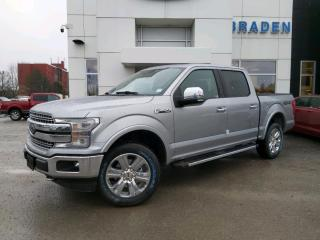 New 2020 Ford F-150 Lariat for sale in Kingston, ON